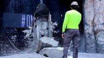 The Boring Company 已經為 LVCC 挖好了第一條通道