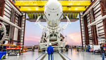 SpaceX 的 Crew Dragon 逃脱系统测试定于 1 月 18 日