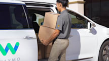 Waymo 自駕車會在鳳凰城為 UPS 載貨
