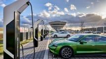 Porsche 在德國開設了歐洲最高功率電動車充電場