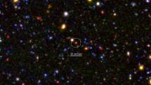 新發現指出早年的星系有些有著極短的壽命