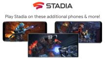 Google Stadia 將登陸包括 Galaxy S20 在內的 18 款手機