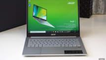 Acer 為 Swift 3 筆電帶來最新的 AMD 與 Intel 處理器