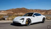 EPA 測得 Porsche Taycan Turbo S 的里程只有約 309 公里