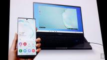 Galaxy Note10はDeXも進化、PC / MacとUSB直結でデスクトップに