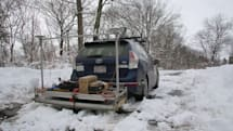 MIT 用地表穿透雷達幫助自駕車「看穿」雪與霧