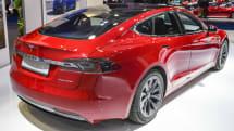 特斯拉已将 Model S 的 EPA 里程提升到最高约 630 公里了