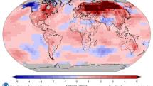 2020 年的一月是史上最熱的