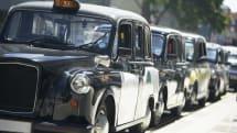 英國諾丁漢市開始試驗無線充電的計程車