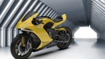 黑莓与 Damon Motorcycles 合力打造电动机车