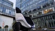 坐进 Segway 的 S-Pod 蛋型轮椅里体验个人载具的未来