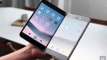Surface Duo 或將能讓你「偷看」一下通知
