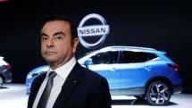 Nissan 董事長 Carlos Ghosn 因財務問題被捕