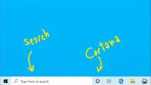 微软将在未来的更新中把搜索功能和 Cortana 分开