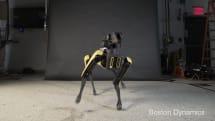 妈啊,机器人也扭腰摆臀啦!