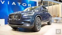 Lincoln's Aviator SUV matches style with hybrid tech