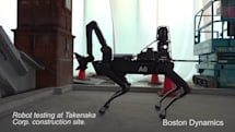 Latest Spot demo puts a Boston Dynamics robot to work