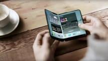 Samsung 正在開發筆電用的折疊螢幕
