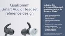 Qualcomm wants to help build more Alexa-powered Bluetooth earbuds