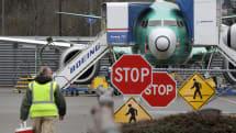 波音將暫停生產 737 Max 客機的生產