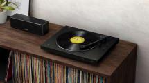 Sony 推出拥有自动唱臂和三段音量增益功能的无线黑胶唱机