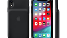 iPhone XS 和 XR 都有官方的无线充电保护壳了