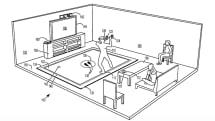 微软申请了一个会有震动反馈的 VR 地毡的设计专利