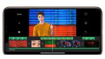 苹果的 iMovie 更新带来绿幕去背与更好的静止影像支持