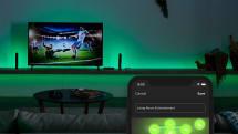 飞利浦新的 Hue Play 机上盒让灯光与电视画面同步