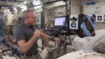 NASA 的 Astrobee 机器人懂得在空间站内自体飞行了