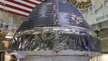 NASA 的 Orion 太空舱已经准备好进行无人绕月测试