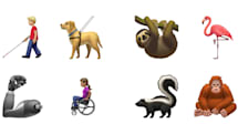 苹果和 Google 展示 2019 年的新 emoji