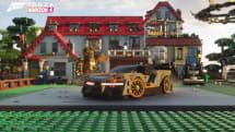 《极限竞速:地平线 4》将与乐高跨界合作,让乐高车也能在赛道上奔驰