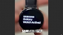 新一代 Samsung Galaxy Watch Active 2 資訊曝光