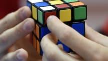 人工智慧系統自己學會了如何解魔術方塊