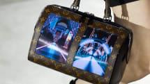 柔性面板让 LV 的包包也能走在科技尖端