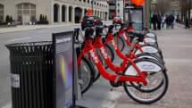 Google Maps 在 24 个城市显示共享单车的数量