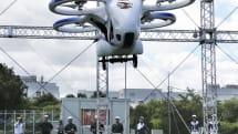 NEC 載客無人機成功起飛了