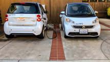 Smart 将停止于北美市场销售车款