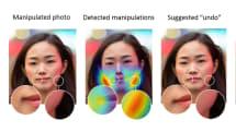 Adobe 训练 AI 来侦测 Photoshop 对脸部的修改