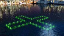 要知道纽约市河道水质?看看这浮灯就可以