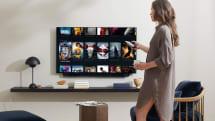 一加的 Android 电视会与手机有很强的联动性
