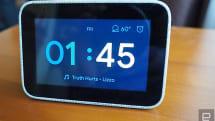 Google 為聯想的 Smart Clock 增添新功能,讓它更像 Nest Hub 了