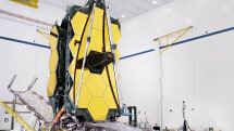 NASA 拖沓已久的 James Web 太空望遠鏡終於組裝完成了