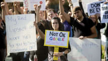 Google accused of illegally firing workers to block unionization