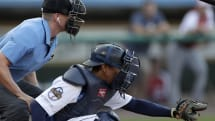 'Robot umpire' helps call balls and strikes in Atlantic League All-Star Game