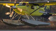 第一架商用电动飞机成功完成试飞