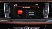 Buick adds Yelp Reservations to its car dashboards
