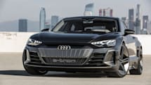 アウディ、EVスポーツ「E-Tron GT Concept」発表。伝統・電動のquattroシステム、2021年発売予定