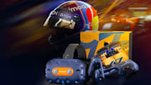 HTC Vive Pro McLaren Edition is made for Formula One fans